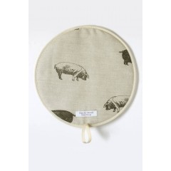 Saddleback Pig Hob Cover