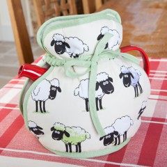 Sheepish Muff Tea Cosy