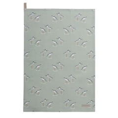 Coastal Birds Tea Towel (Avocet)