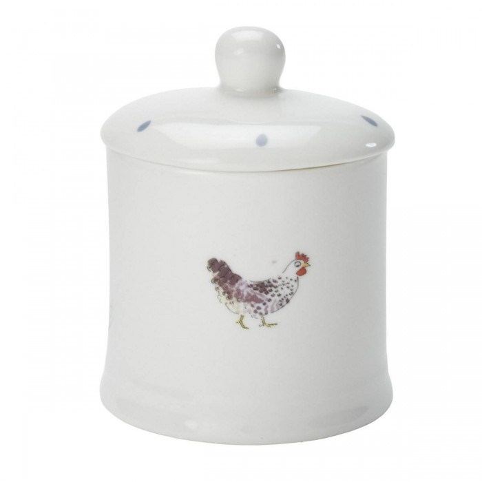 Chickens Jam Jar