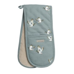 Ducks Double Oven Glove