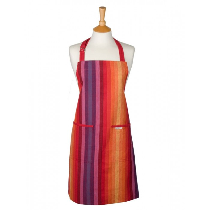 Chihuahua Striped Cooking Apron