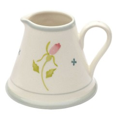 Susie Watson Rose Pitcher / Milk Jug