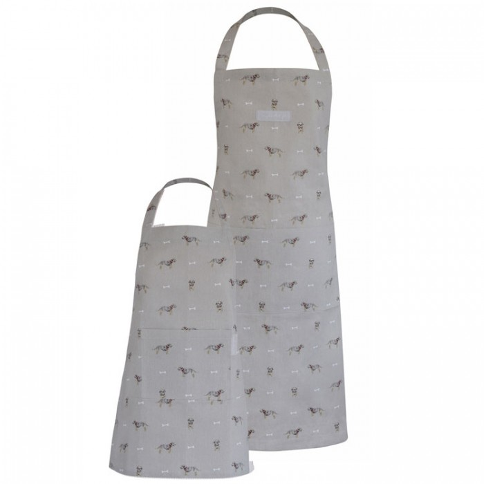Terrier Cooking Apron (Child Size)