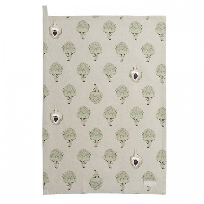 Artichoke Tea Towel