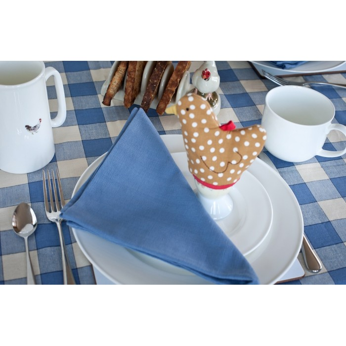 Plain Napkins (Set of 4)