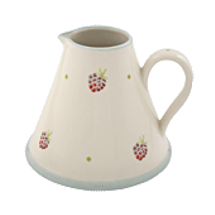 Blackberry Design Jug