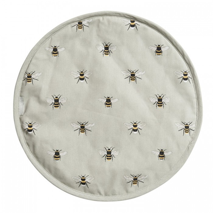 Bees Hob Cover
