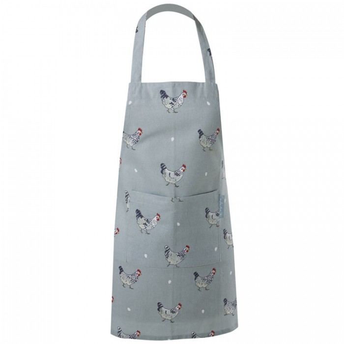 Chickens Cooking Apron (Child Size)