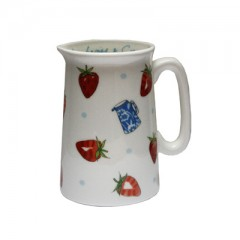 Strawberries & Cream Small Jug