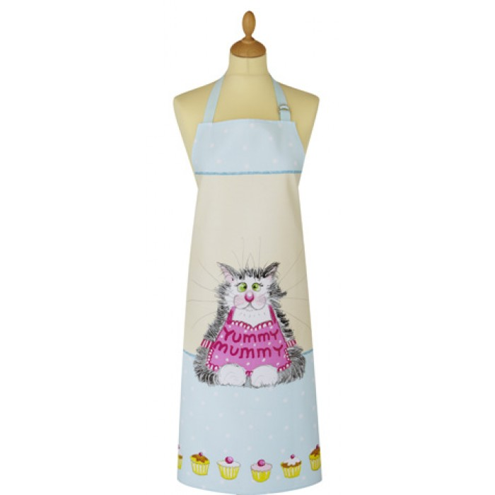 'Yummy Mummy' Adult Cooking Apron