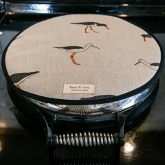 Oyster Catcher Hob Cover