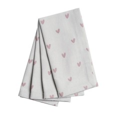 Hearts Napkins - Set of Four Napkins