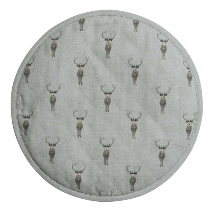 Highland Stag Hob Cover