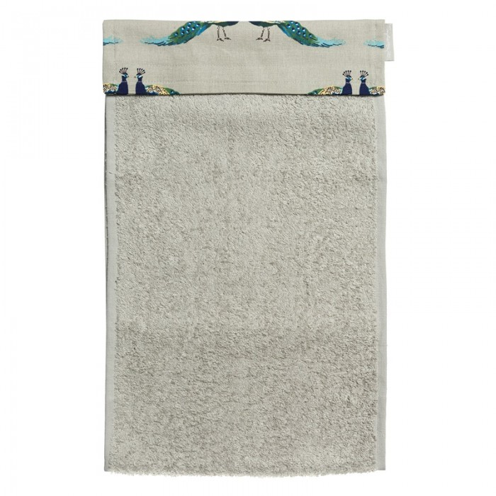 Peacocks Roller Hand Towel