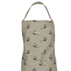 Pheasants Adult Cooking Apron