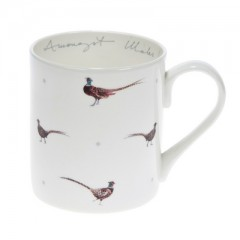 'Pheasant - Amongst Males' China Mug