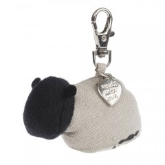 Sheep Printed Keyring