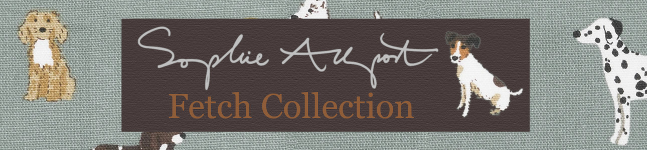 The Fetch Collection from Sophie Allport