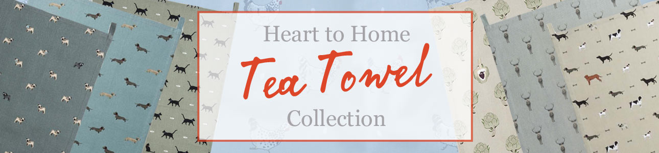 Tea Towels from Heart to Home
