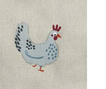 Sophie Allport Lay a Little Egg Hob Cover