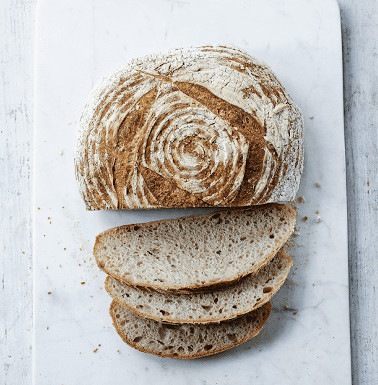 Sourdough recipe