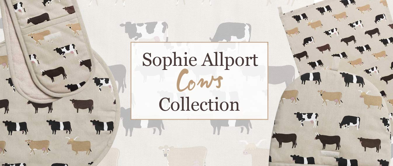 New: Summer 2018: Sophie Allport Cows Collection