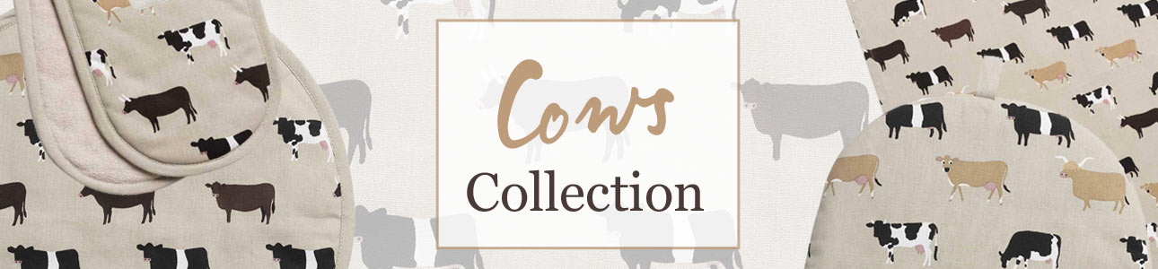 Cows Collection by Sophie Allport